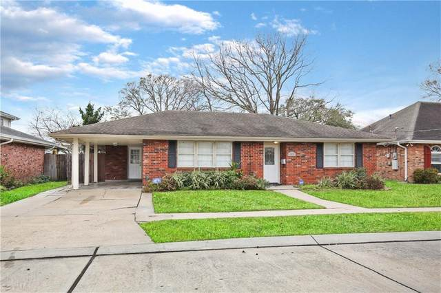 4520 Jeannette Drive, Metairie, LA 70003 (MLS #2282107) :: The Sibley Group
