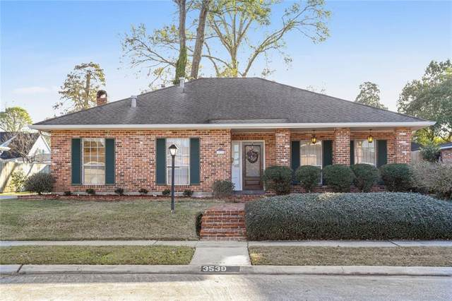 3539 Inwood Avenue, New Orleans, LA 70131 (MLS #2282111) :: Nola Northshore Real Estate