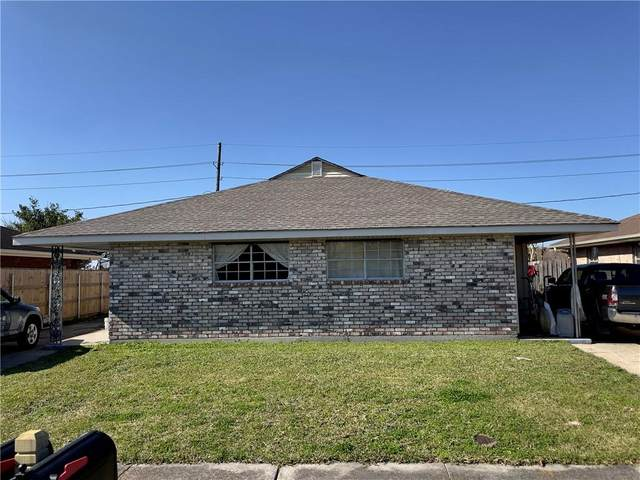 3352 54 Normandy Court, Marrero, LA 70072 (MLS #2282128) :: Nola Northshore Real Estate