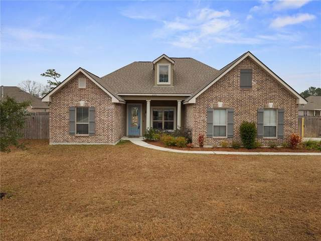 204 Joshua Loop, Pearl River, LA 70452 (MLS #2282136) :: Reese & Co. Real Estate