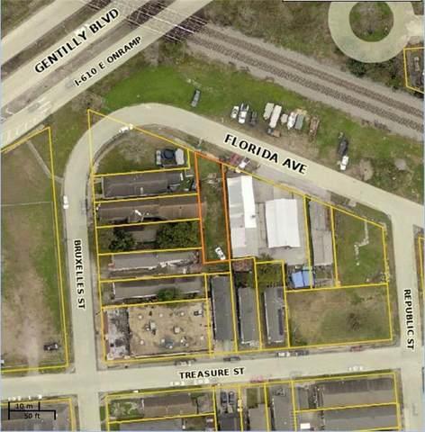 1634 Florida Avenue, New Orleans, LA 70119 (MLS #2282138) :: Turner Real Estate Group