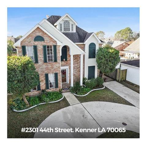 2301 44TH Street, Kenner, LA 70065 (MLS #2282162) :: Nola Northshore Real Estate