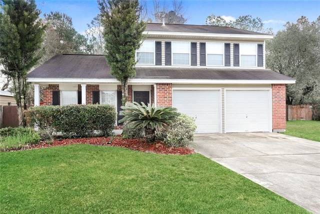 709 Sweet Olive Court, Slidell, LA 70460 (MLS #2282168) :: The Sibley Group