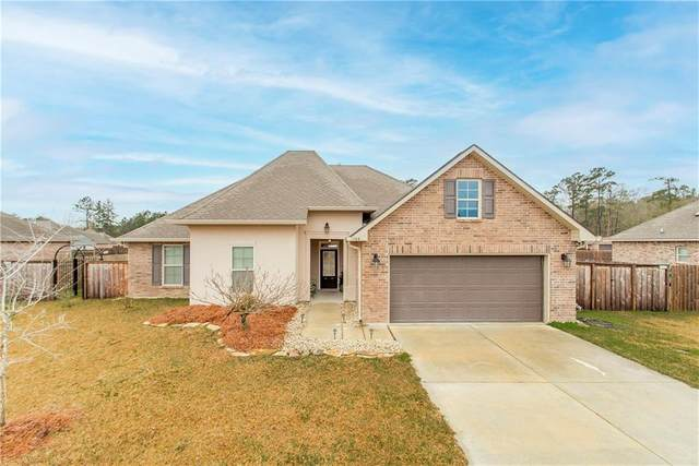 366 Ozark Beauty Drive, Ponchatoula, LA 70454 (MLS #2282176) :: Nola Northshore Real Estate