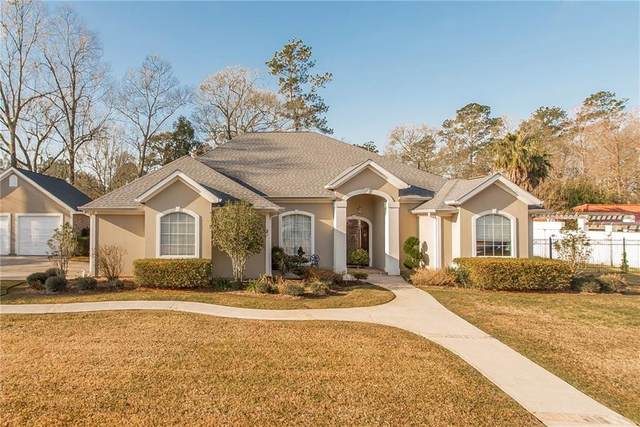 1 Timberlane Drive, Hammond, LA 70403 (MLS #2282207) :: Top Agent Realty