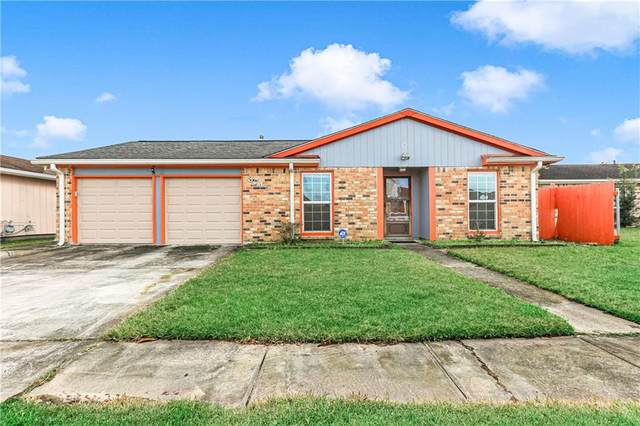 3745 Woodbriar Street, Harvey, LA 70058 (MLS #2282213) :: The Sibley Group