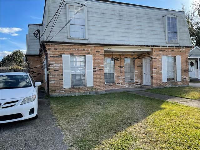 4316 18 Downs Street, Metairie, LA 70001 (MLS #2282229) :: Nola Northshore Real Estate