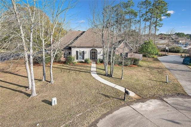 439 Aire Court, Slidell, LA 70461 (MLS #2282318) :: The Sibley Group