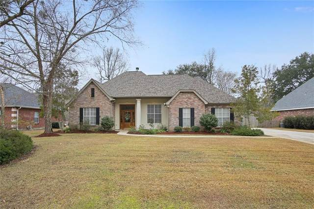 1109 Ave Du Chateau, Covington, LA 70433 (MLS #2282326) :: The Sibley Group