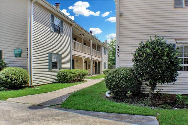 737 Heavens Drive #3, Mandeville, LA 70471 (MLS #2282463) :: Turner Real Estate Group