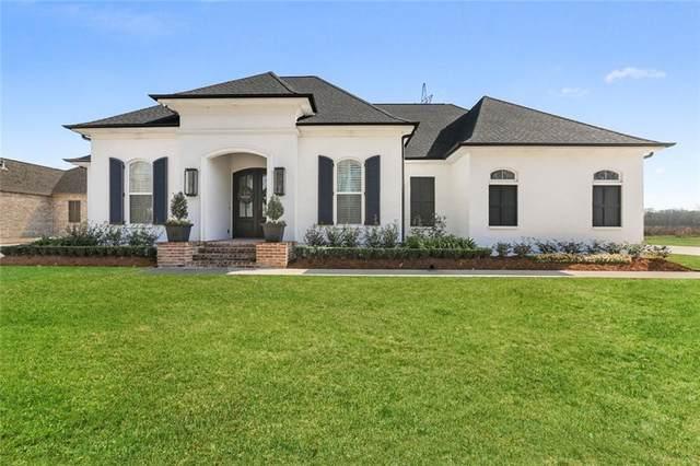 940 Evangeline Road, Montz, LA 70068 (MLS #2282503) :: Parkway Realty