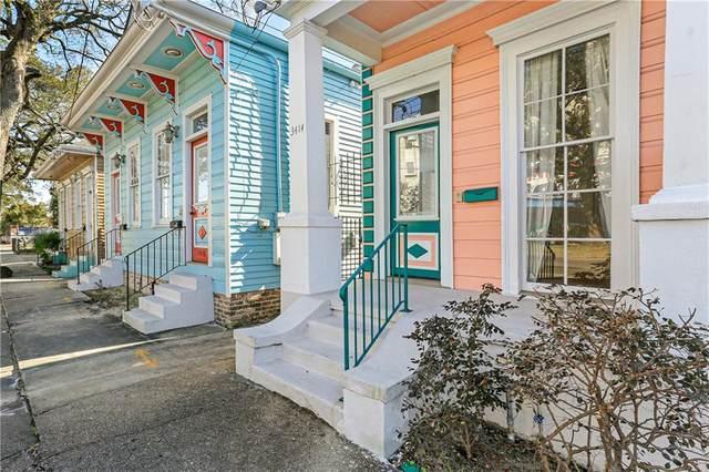 3414 St Claude Avenue #3414, New Orleans, LA 70117 (MLS #2282542) :: Robin Realty