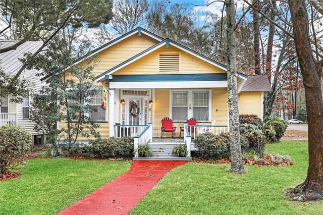 701 Aurora Street, Mandeville, LA 70448 (MLS #2282543) :: Nola Northshore Real Estate
