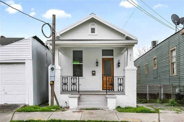 312 S Lopez Street, New Orleans, LA 70119 (MLS #2282583) :: Reese & Co. Real Estate