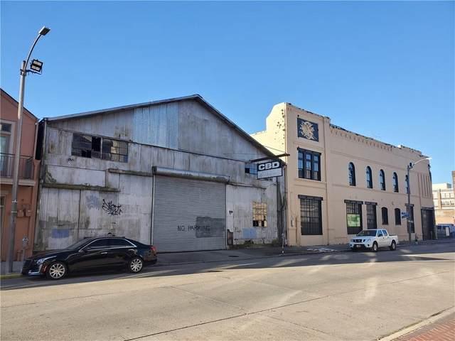 329 N Diamond Street, New Orleans, LA 70130 (MLS #2282590) :: Reese & Co. Real Estate