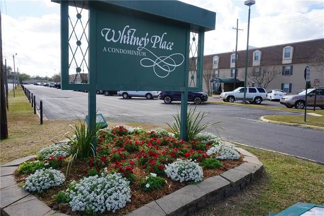 2716 Whitney Place #516, Metairie, LA 70002 (MLS #2282597) :: Turner Real Estate Group