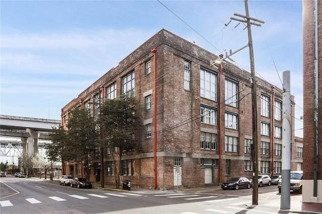 1111 S Peters Street #415, New Orleans, LA 70130 (MLS #2282598) :: Reese & Co. Real Estate
