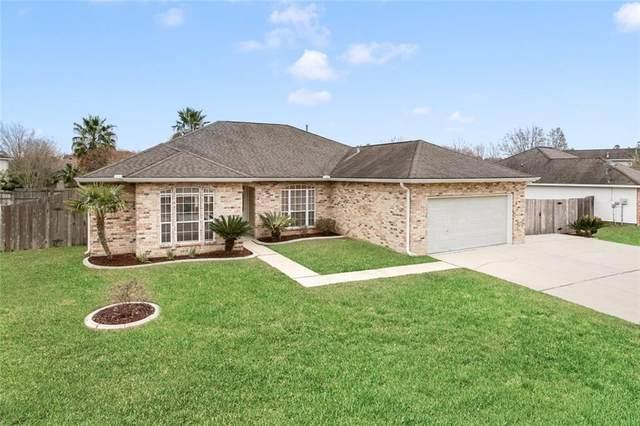 2132 Summertree Drive, Slidell, LA 70460 (MLS #2282599) :: Turner Real Estate Group