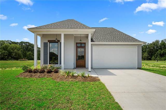 849 Piney Grounds Drive, Gonzales, LA 70737 (MLS #2282652) :: Turner Real Estate Group