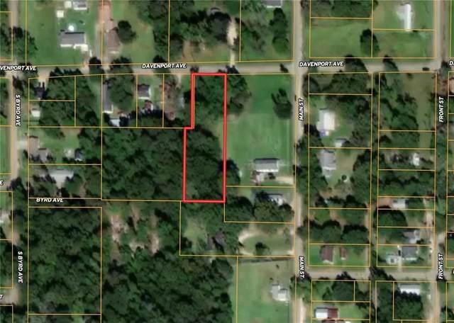 Davenport Avenue, Bogalusa, LA 70427 (MLS #2282655) :: Turner Real Estate Group