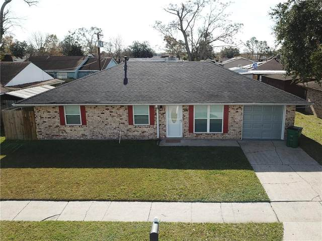 3017 Sorbonne Drive, Marrero, LA 70072 (MLS #2282662) :: Nola Northshore Real Estate