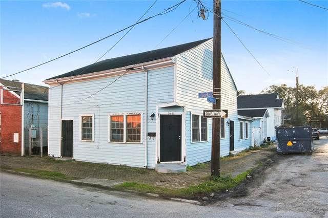 548 4TH Street, New Orleans, LA 70130 (MLS #2282673) :: Reese & Co. Real Estate