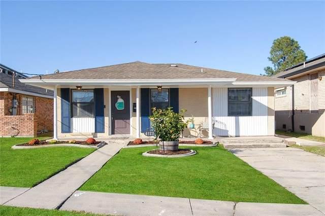 4125 Hastings Street, Metairie, LA 70002 (MLS #2282742) :: Top Agent Realty