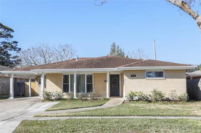 3536 Clifford Drive, Metairie, LA 70002 (MLS #2282789) :: Turner Real Estate Group