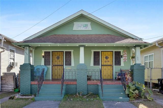 1632 N Tonti Street, New Orleans, LA 70119 (MLS #2282801) :: Reese & Co. Real Estate