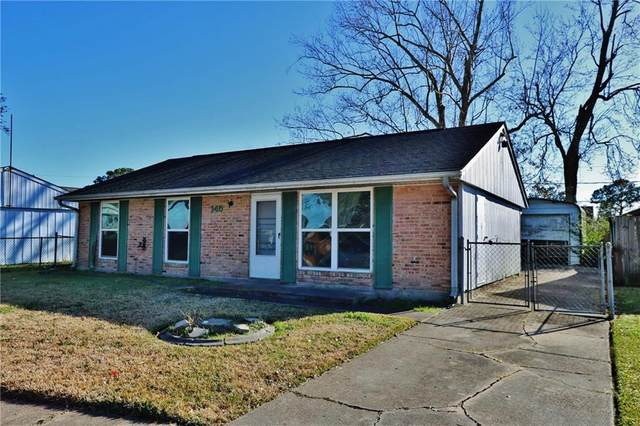 145 Ursula Drive, Avondale, LA 70094 (MLS #2282802) :: The Sibley Group