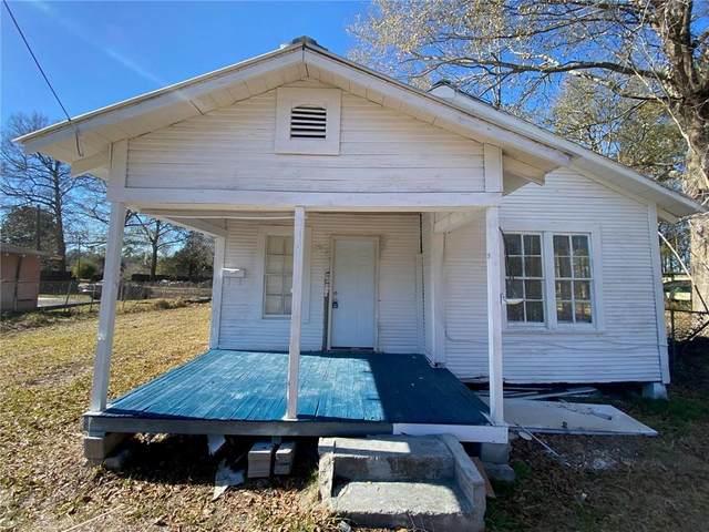 1407 Van Buren Street, Bogalusa, LA 70427 (MLS #2282807) :: Nola Northshore Real Estate