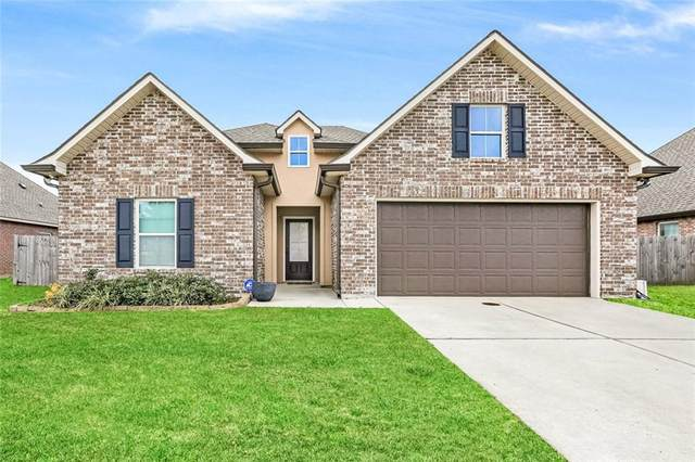 2509 Bent Tree Boulevard, Marrero, LA 70072 (MLS #2282809) :: Top Agent Realty