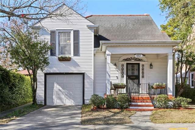 4312 State Street Drive, New Orleans, LA 70125 (MLS #2282856) :: Reese & Co. Real Estate