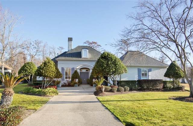 175 Forest Oaks Dr Drive, New Orleans, LA 70131 (MLS #2282879) :: Top Agent Realty