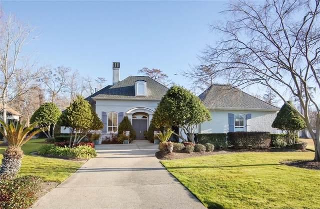 175 Forest Oaks Dr Drive, New Orleans, LA 70131 (MLS #2282879) :: Nola Northshore Real Estate