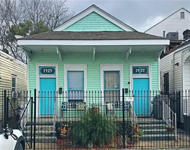1927 29 Foucher Street, New Orleans, LA 70115 (MLS #2282915) :: Turner Real Estate Group