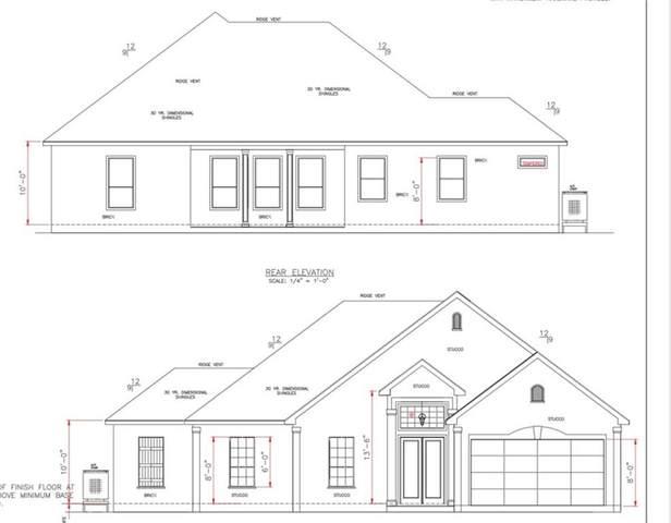 2220 Raptor Circle, Marrero, LA 70072 (MLS #2282916) :: Reese & Co. Real Estate