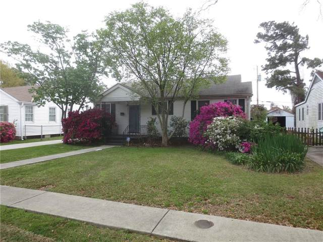 611 Elmeer Street, Metairie, LA 70005 (MLS #2282945) :: Top Agent Realty