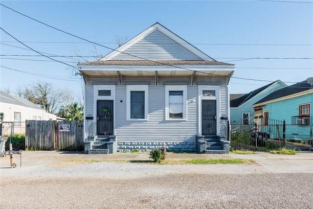 1552 54 N Roman Street, New Orleans, LA 70117 (MLS #2282974) :: The Sibley Group