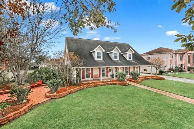 3717 Lake Catherine Drive, Harvey, LA 70058 (MLS #2283024) :: Reese & Co. Real Estate