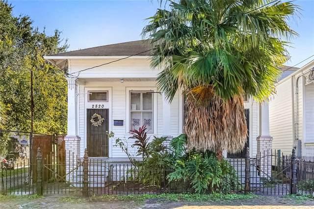 2822 Saint Thomas Street, New Orleans, LA 70115 (MLS #2283076) :: Reese & Co. Real Estate