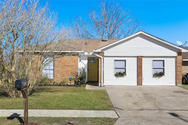 6939 Pinebrook Drive, New Orleans, LA 70128 (MLS #2283084) :: Top Agent Realty