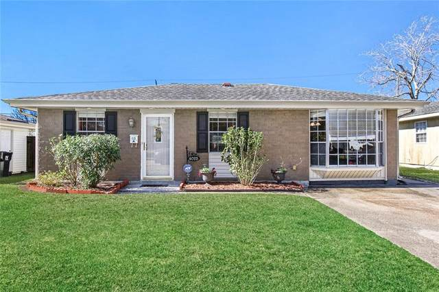 4025 E Loyola Drive, Kenner, LA 70065 (MLS #2283090) :: Nola Northshore Real Estate