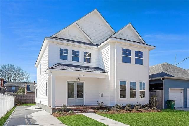 1422 Sylvia Avenue, Metairie, LA 70005 (MLS #2283103) :: Robin Realty