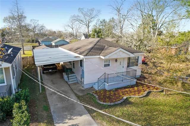 716 Tullulah Avenue, River Ridge, LA 70123 (MLS #2283114) :: Reese & Co. Real Estate