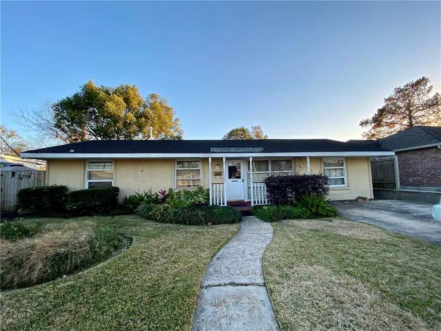 3704 W Metairie Ave North Avenue, Metairie, LA 70001 (MLS #2283124) :: Reese & Co. Real Estate