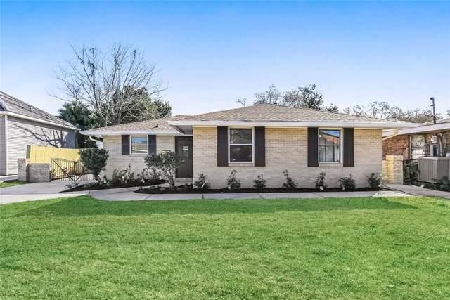 2521 Massachusetts Avenue, Metairie, LA 70003 (MLS #2283185) :: Turner Real Estate Group
