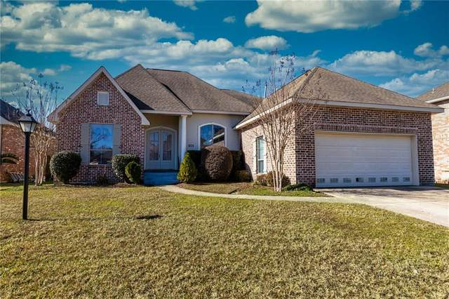 205 Spartan Loop, Slidell, LA 70458 (MLS #2283195) :: Nola Northshore Real Estate