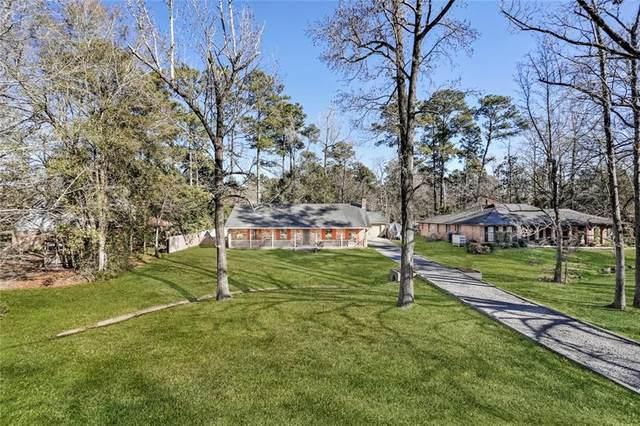142 Tchefuncte Drive, Covington, LA 70433 (MLS #2283225) :: Parkway Realty