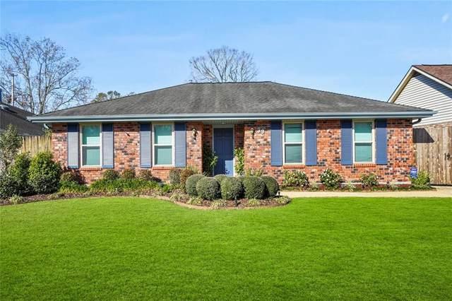 39 Dunleith Drive, Destrehan, LA 70047 (MLS #2283231) :: Nola Northshore Real Estate